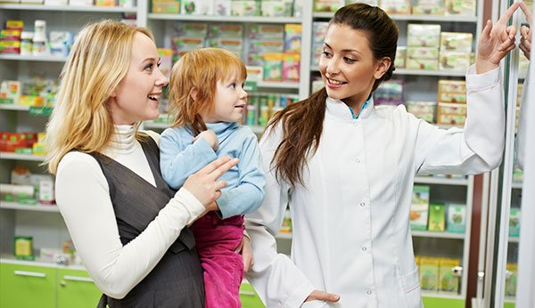 How Pharmacy Can Support Young Parents.