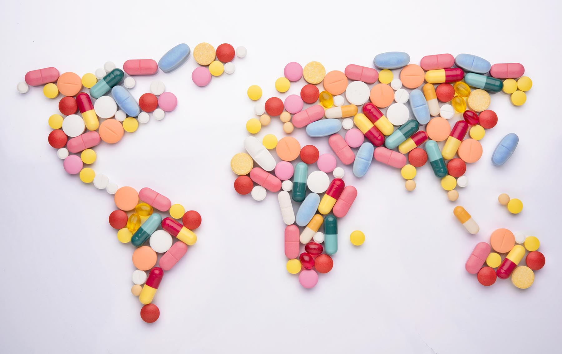 WHO Uncovers Big National Variations in Antibiotics Consumption P