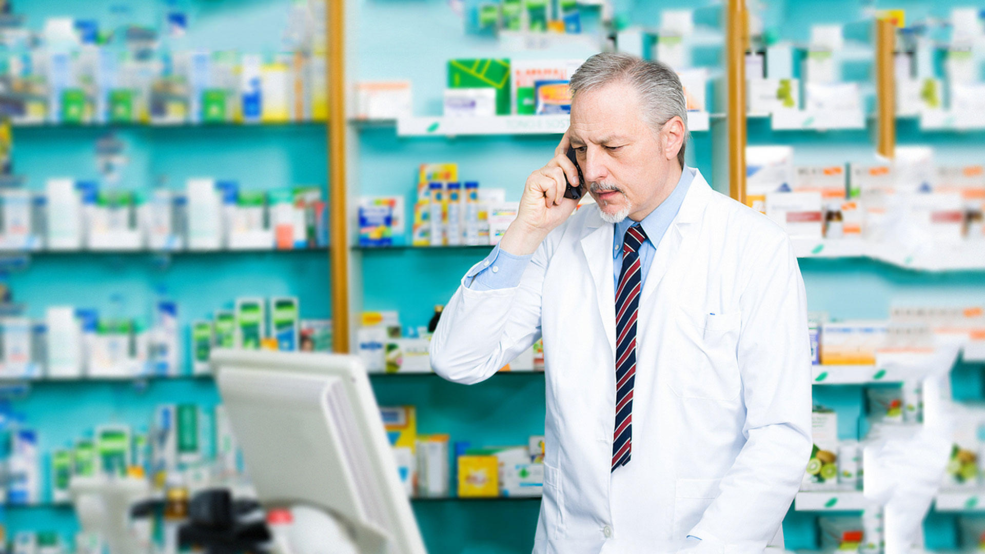 First of all, your goal is to define the exact characteristics of your pharmacy's financial situation, so that you can overcome the difficulties it faces.